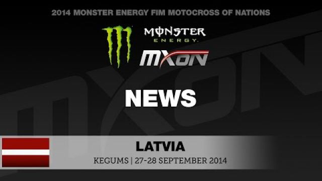 MXoN 2014 Highlights - Monster Energy FIM Motocross of Nations