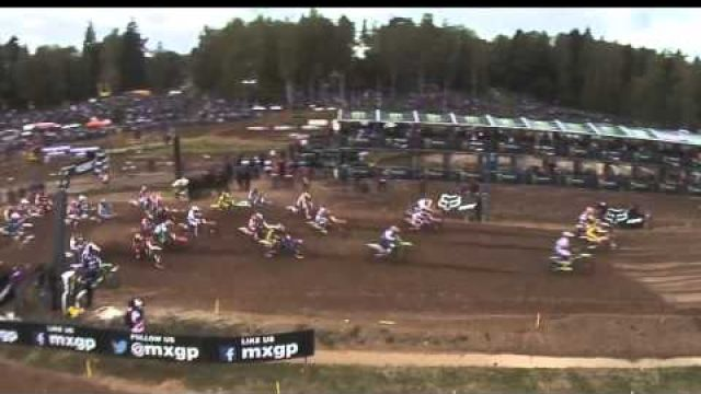 MXoN 2014 Race 1 Fox Holeshot - Motocross