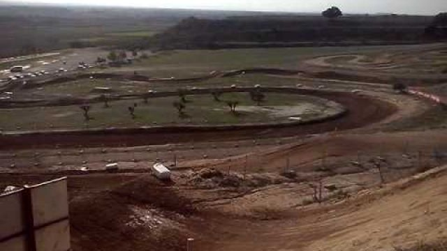 Ryan VIllopoto Testing in Bellpuig Spain